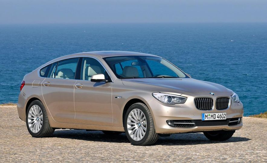 2010 BMW 535i Gran Turismo (Euro spec) - Slide 36