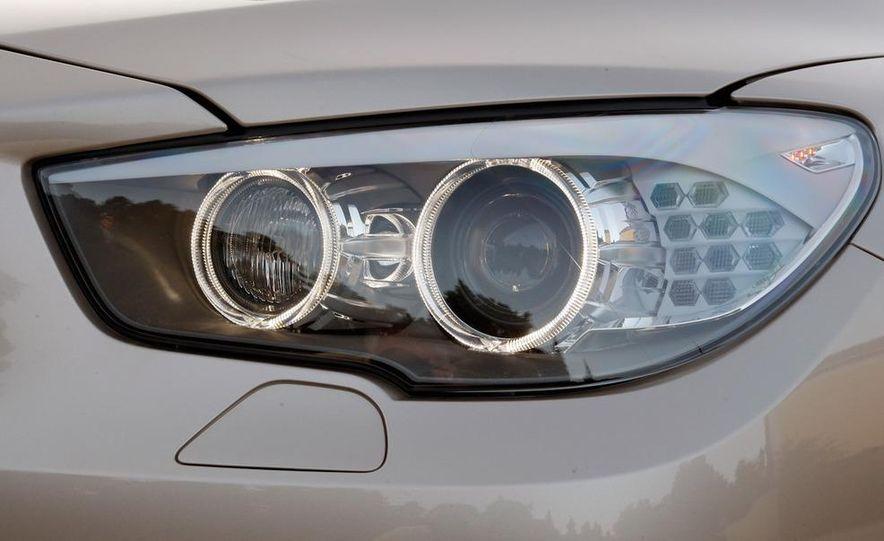 2010 BMW 535i Gran Turismo (Euro spec) - Slide 47