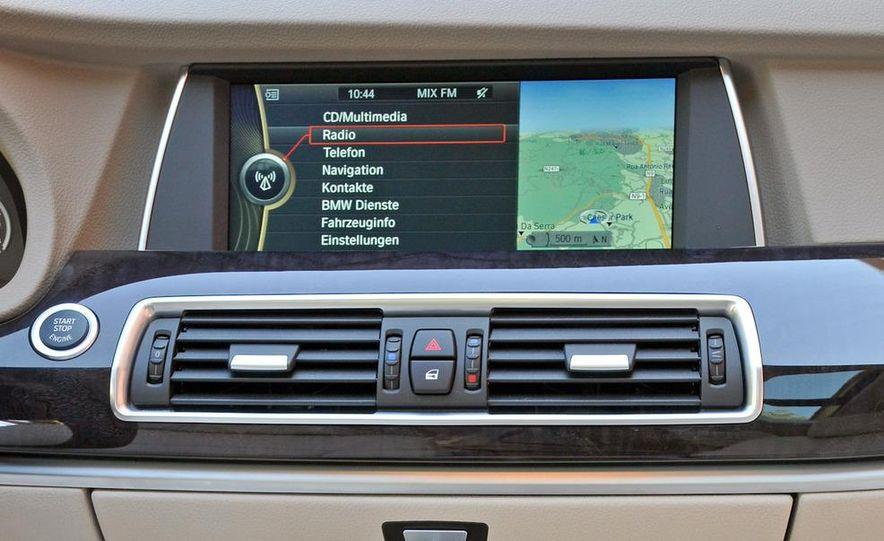 2010 BMW 535i Gran Turismo (Euro spec) - Slide 63