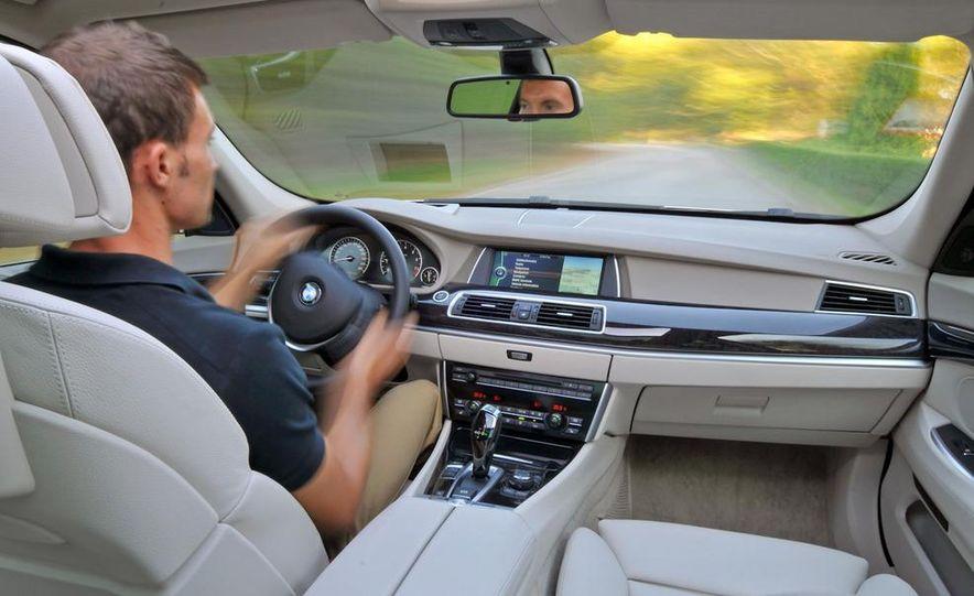 2010 BMW 535i Gran Turismo (Euro spec) - Slide 51