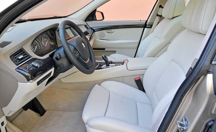 2010 BMW 535i Gran Turismo (Euro spec) - Slide 52