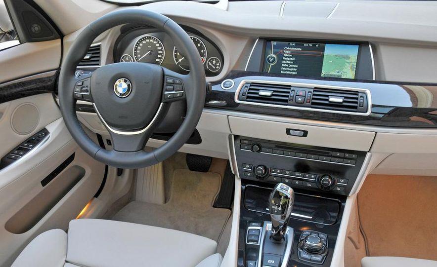 2010 BMW 535i Gran Turismo (Euro spec) - Slide 54