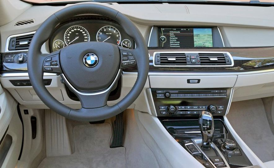 2010 BMW 535i Gran Turismo (Euro spec) - Slide 55