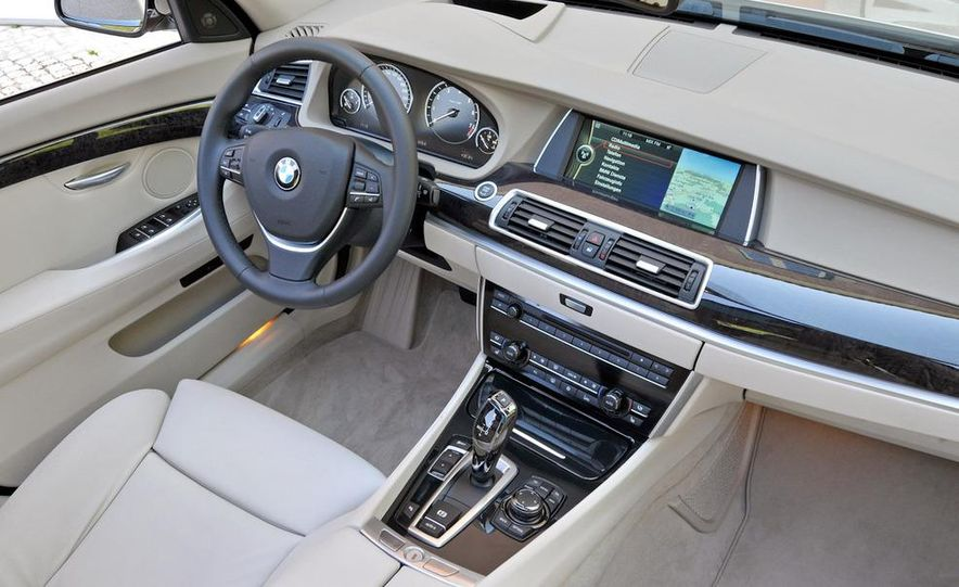 2010 BMW 535i Gran Turismo (Euro spec) - Slide 56