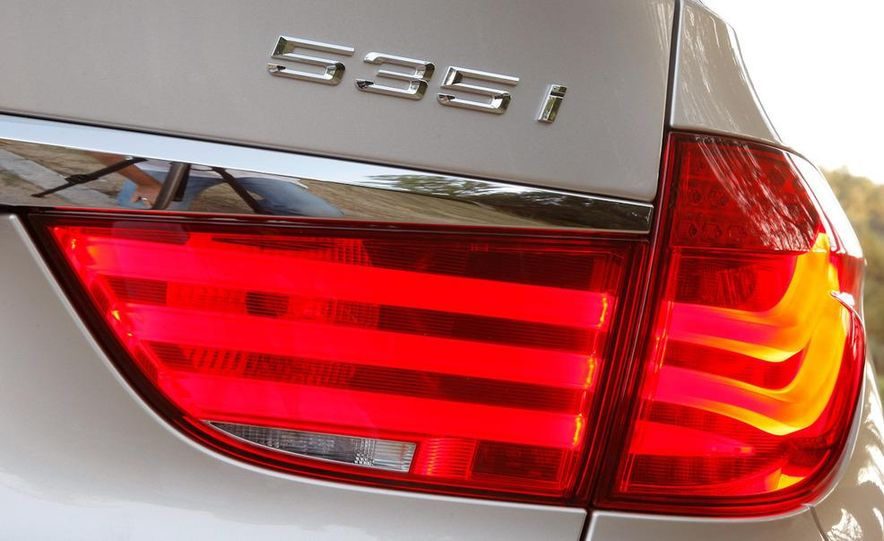 2010 BMW 535i Gran Turismo (Euro spec) - Slide 48
