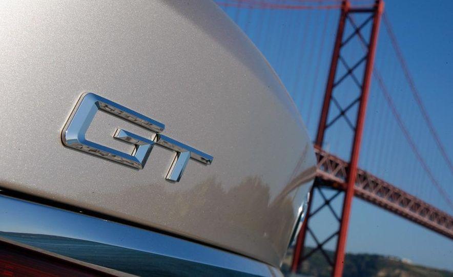 2010 BMW 535i Gran Turismo (Euro spec) - Slide 45
