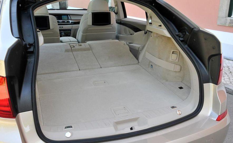 2010 BMW 535i Gran Turismo (Euro spec) - Slide 41