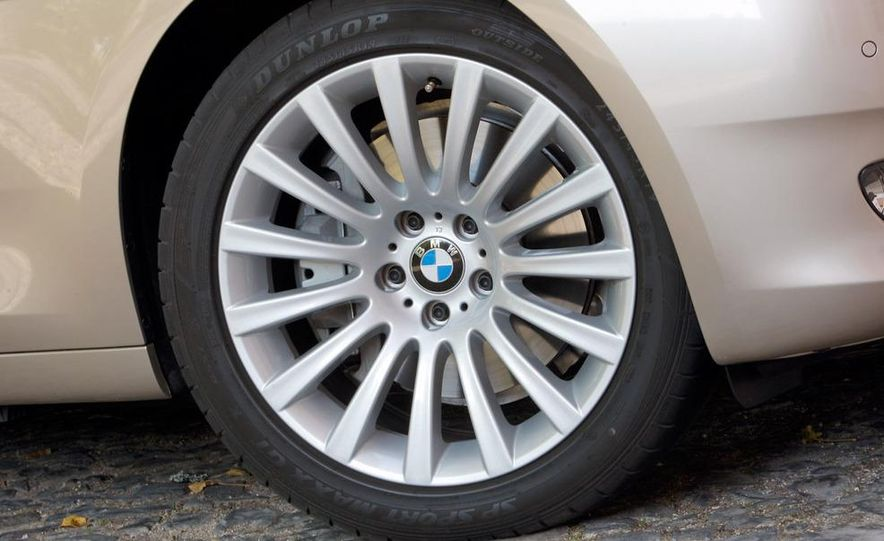 2010 BMW 535i Gran Turismo (Euro spec) - Slide 43