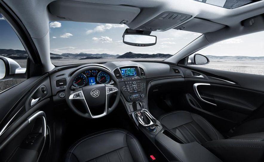 2011 Buick Regal - Slide 23