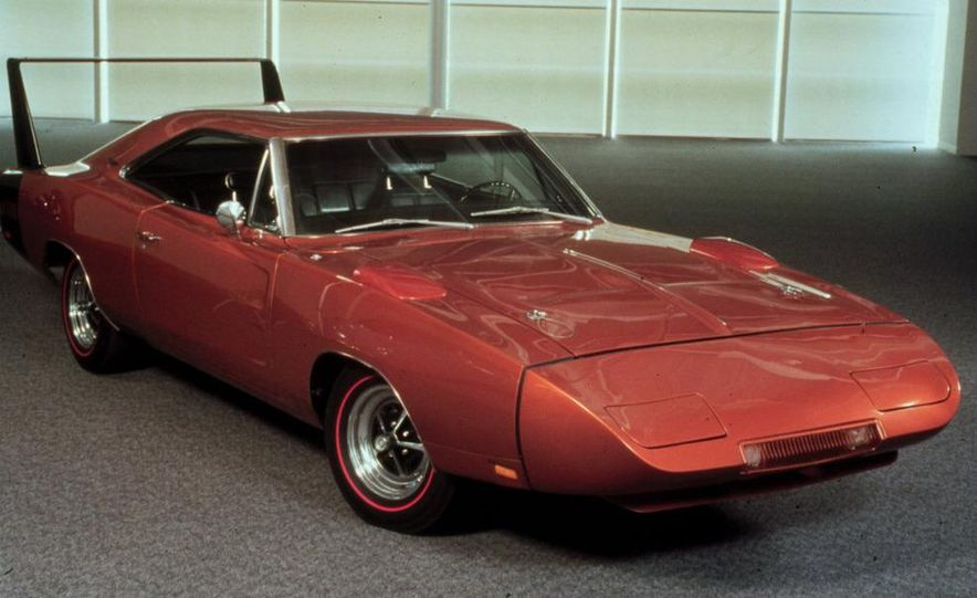 1969 Dodge Charger Daytona - Slide 1