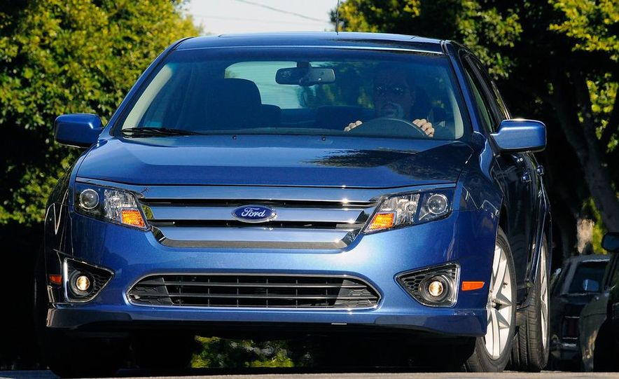 2010 Ford Fusion Sport AWD - Slide 48