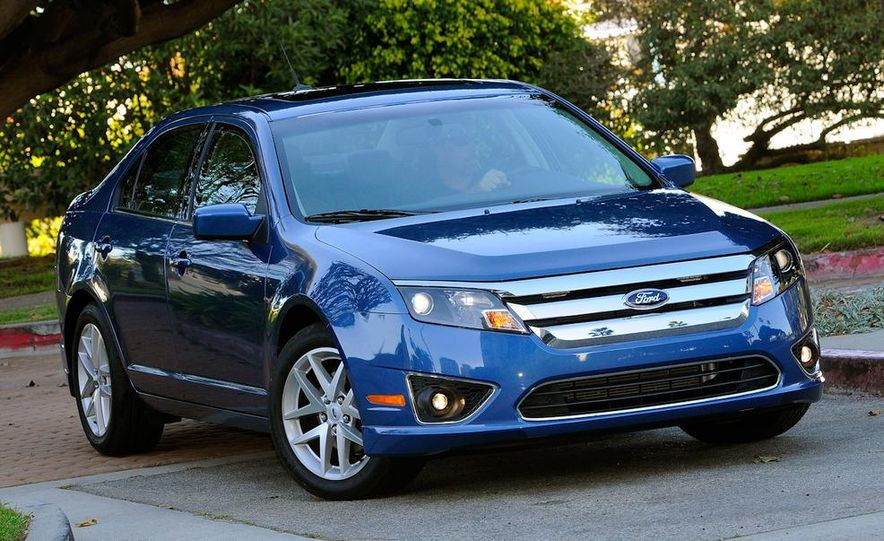 2010 Ford Fusion Sport AWD - Slide 49