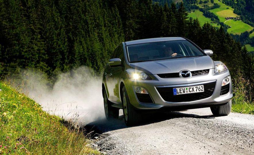 2010 Mazda CX-7 2.2 MZR-CD diesel - Slide 1