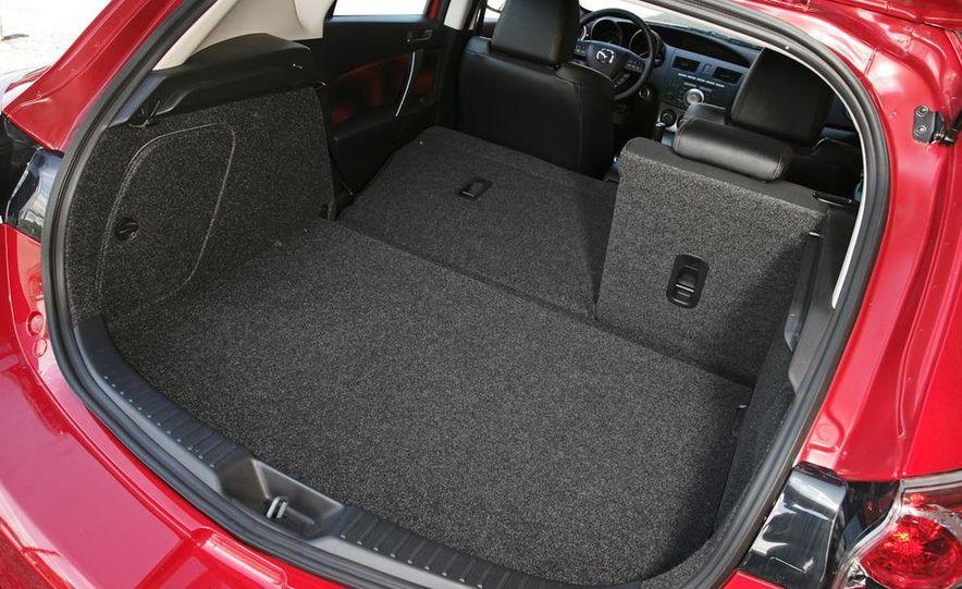 2010 Mazdaspeed 3 and 2010 Volkswagen GTI 5-door - Slide 27