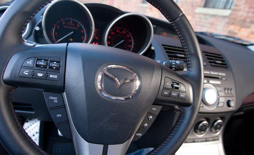 2010 Mazdaspeed 3 and 2010 Volkswagen GTI 5-door - Slide 30