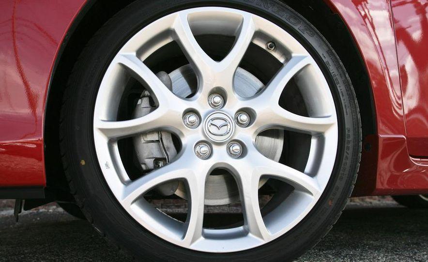 2010 Mazdaspeed 3 and 2010 Volkswagen GTI 5-door - Slide 25