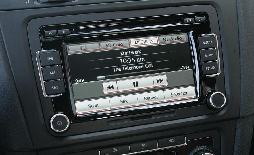 2010 Mazdaspeed 3 and 2010 Volkswagen GTI 5-door - Slide 40