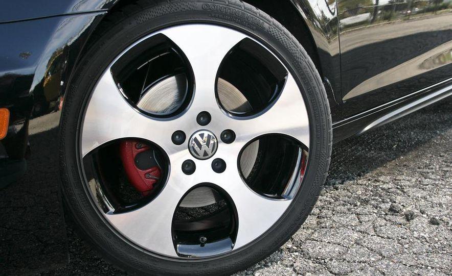 2010 Mazdaspeed 3 and 2010 Volkswagen GTI 5-door - Slide 34