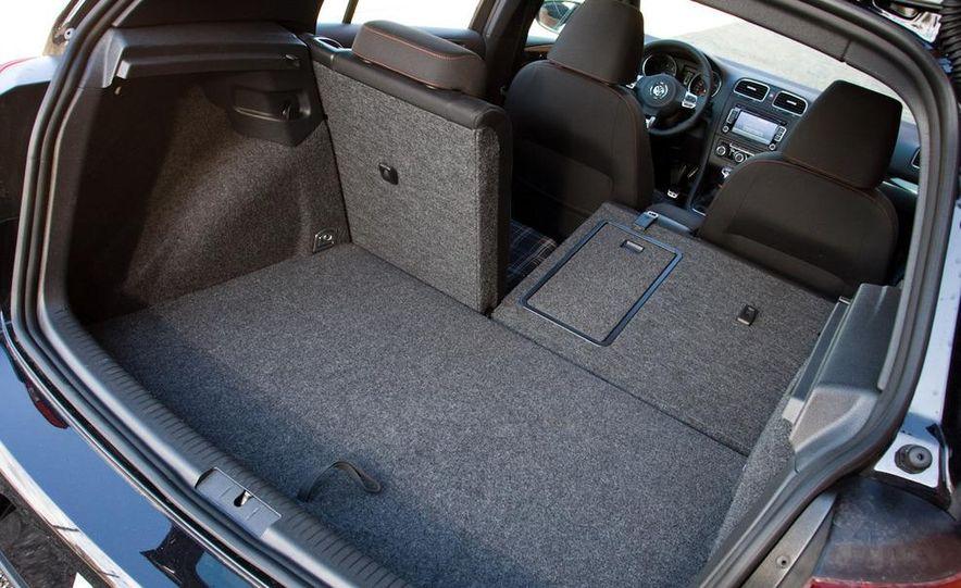2010 Mazdaspeed 3 and 2010 Volkswagen GTI 5-door - Slide 38