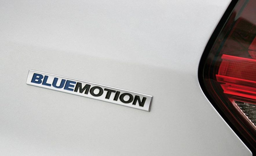 2010 Volkswagen Polo BlueMotion - Slide 23