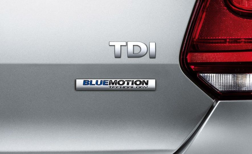 2010 Volkswagen Polo BlueMotion - Slide 22