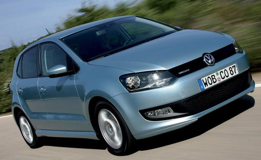 2010 Volkswagen Polo BlueMotion - Slide 2