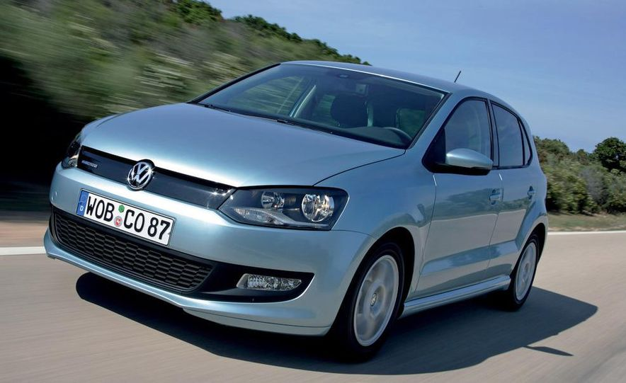 2010 Volkswagen Polo BlueMotion - Slide 3