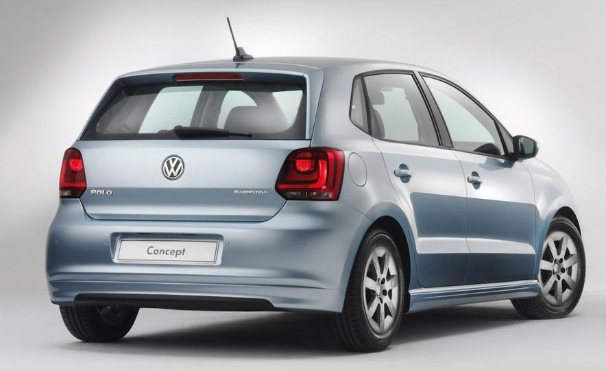 2010 Volkswagen Polo BlueMotion - Slide 20