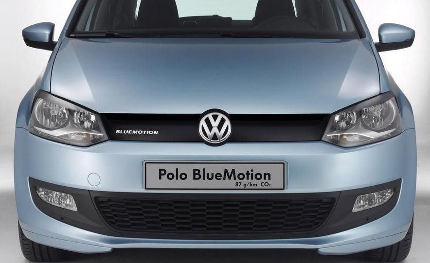 2010 Volkswagen Polo BlueMotion - Slide 4