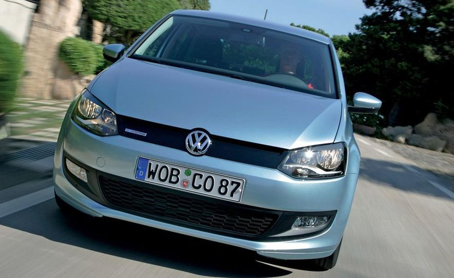 2010 Volkswagen Polo BlueMotion - Slide 5