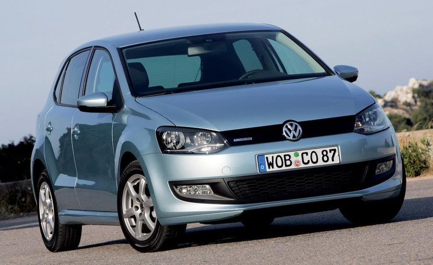 2010 Volkswagen Polo BlueMotion - Slide 6