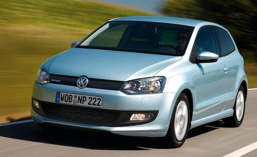 2010 Volkswagen Polo BlueMotion - Slide 7