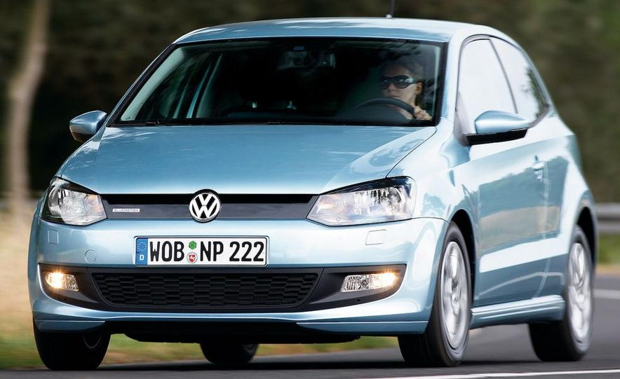 2010 Volkswagen Polo BlueMotion - Slide 11