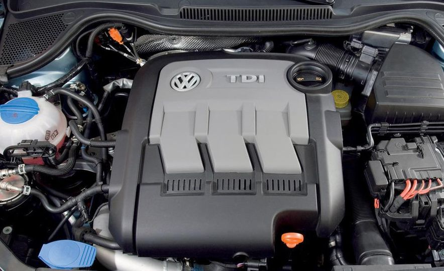 2010 Volkswagen Polo BlueMotion - Slide 27