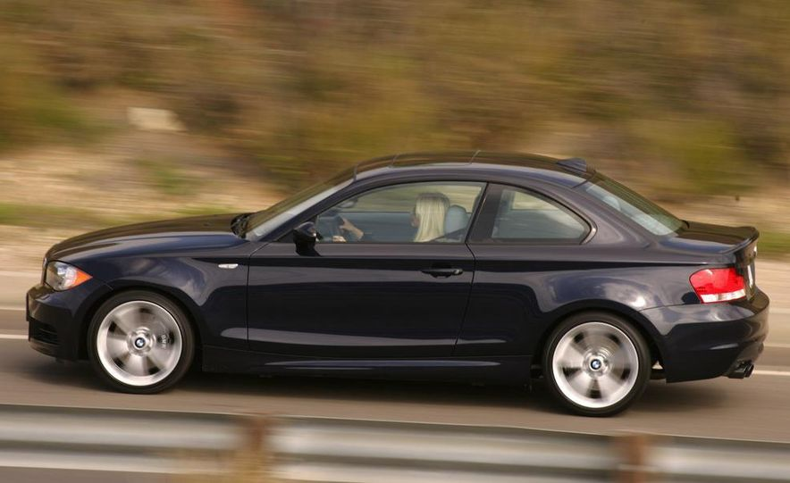 2013 BMW 1-series hybrid (spy photo) - Slide 19