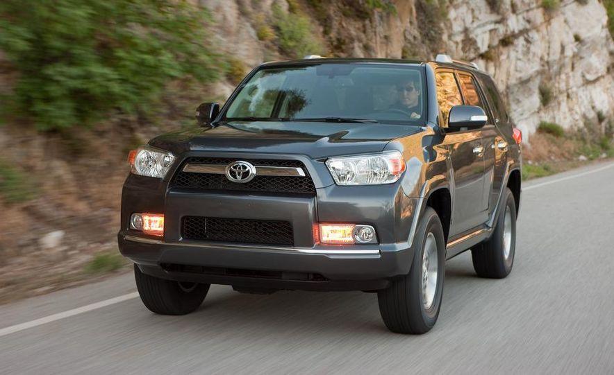 2010 Toyota 4Runner - Slide 21