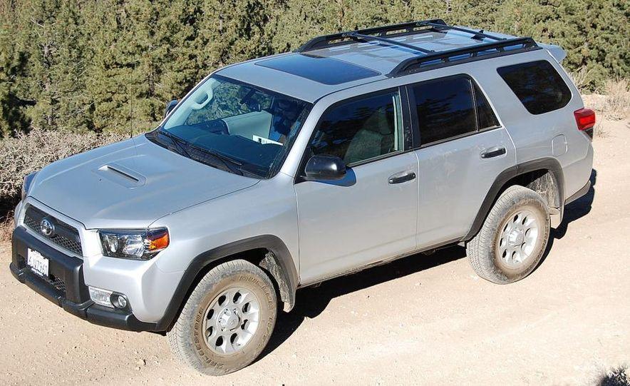 2010 Toyota 4Runner - Slide 9
