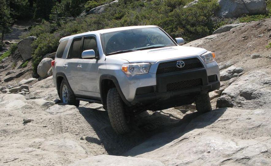 2010 Toyota 4Runner - Slide 49