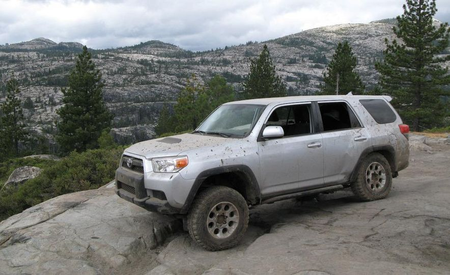 2010 Toyota 4Runner - Slide 60