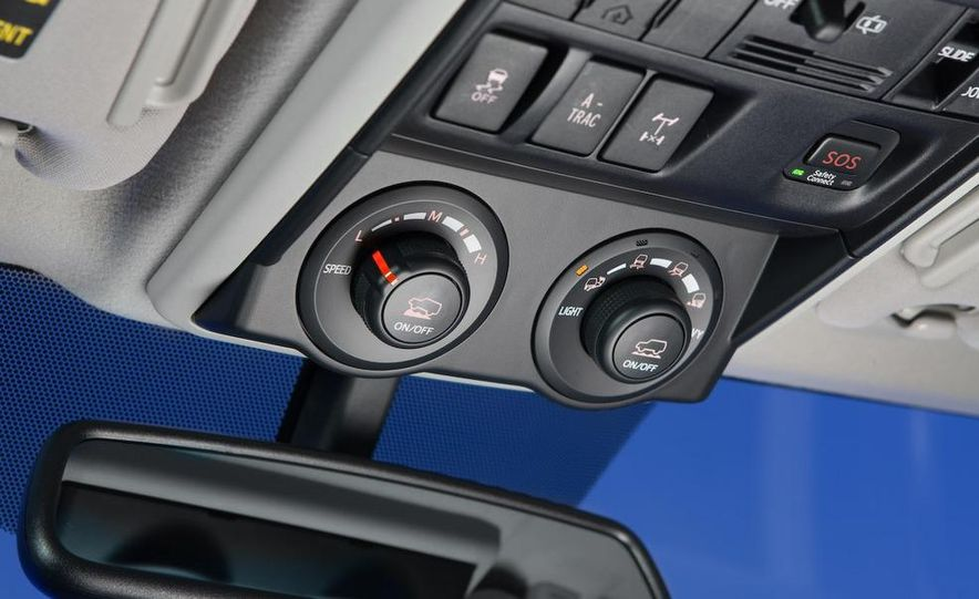 2010 Toyota 4Runner - Slide 111