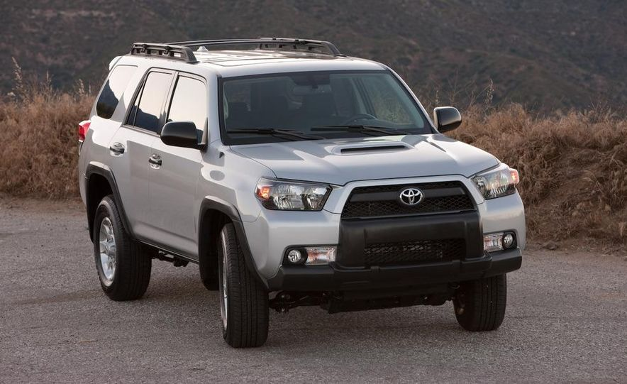 2010 Toyota 4Runner - Slide 90