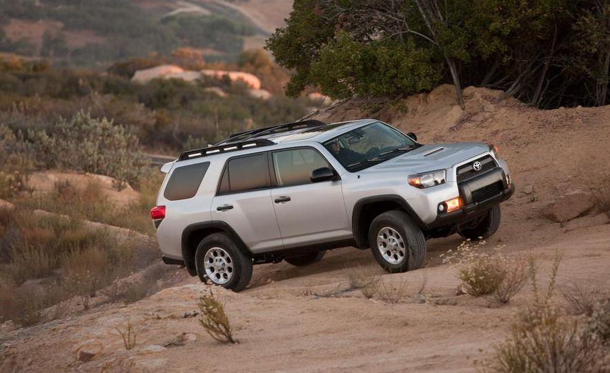 2010 Toyota 4Runner - Slide 99