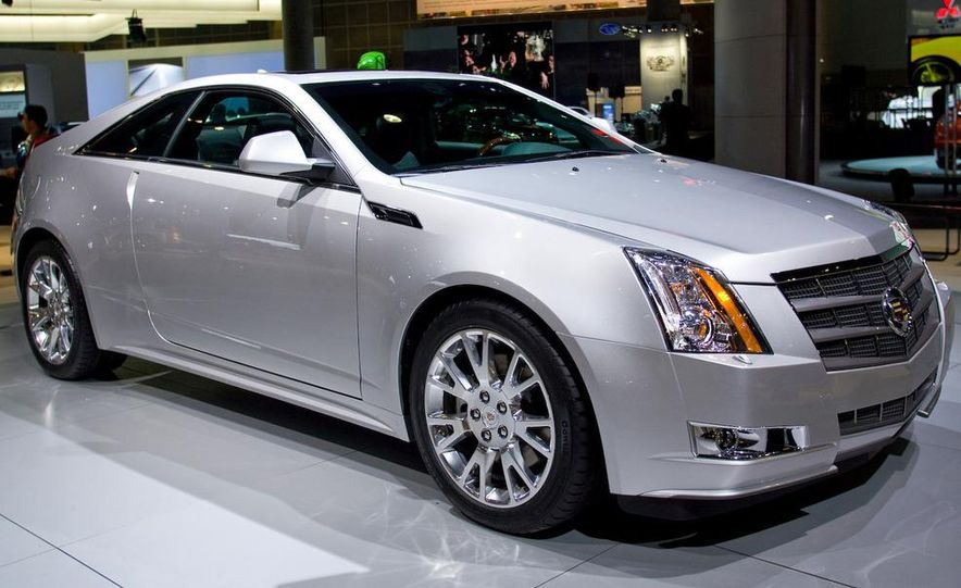 2011 Cadillac CTS coupe - Slide 3