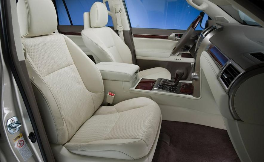 2010 Lexus GX460 - Slide 57