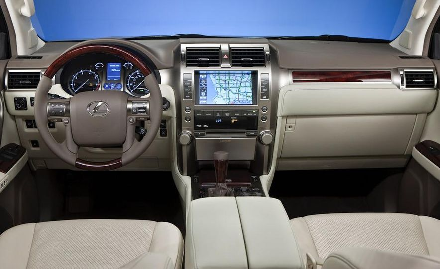 2010 Lexus GX460 - Slide 58