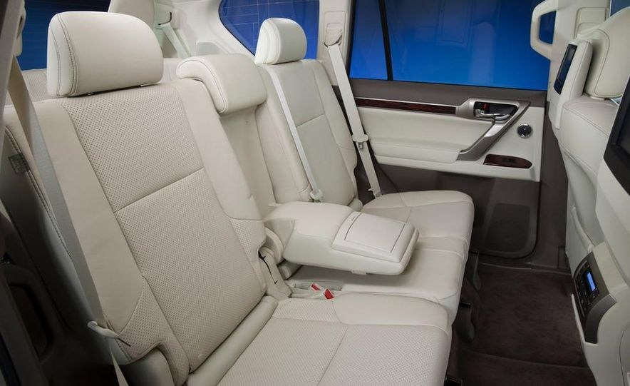 2010 Lexus GX460 - Slide 62