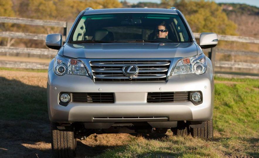2010 Lexus GX460 - Slide 9