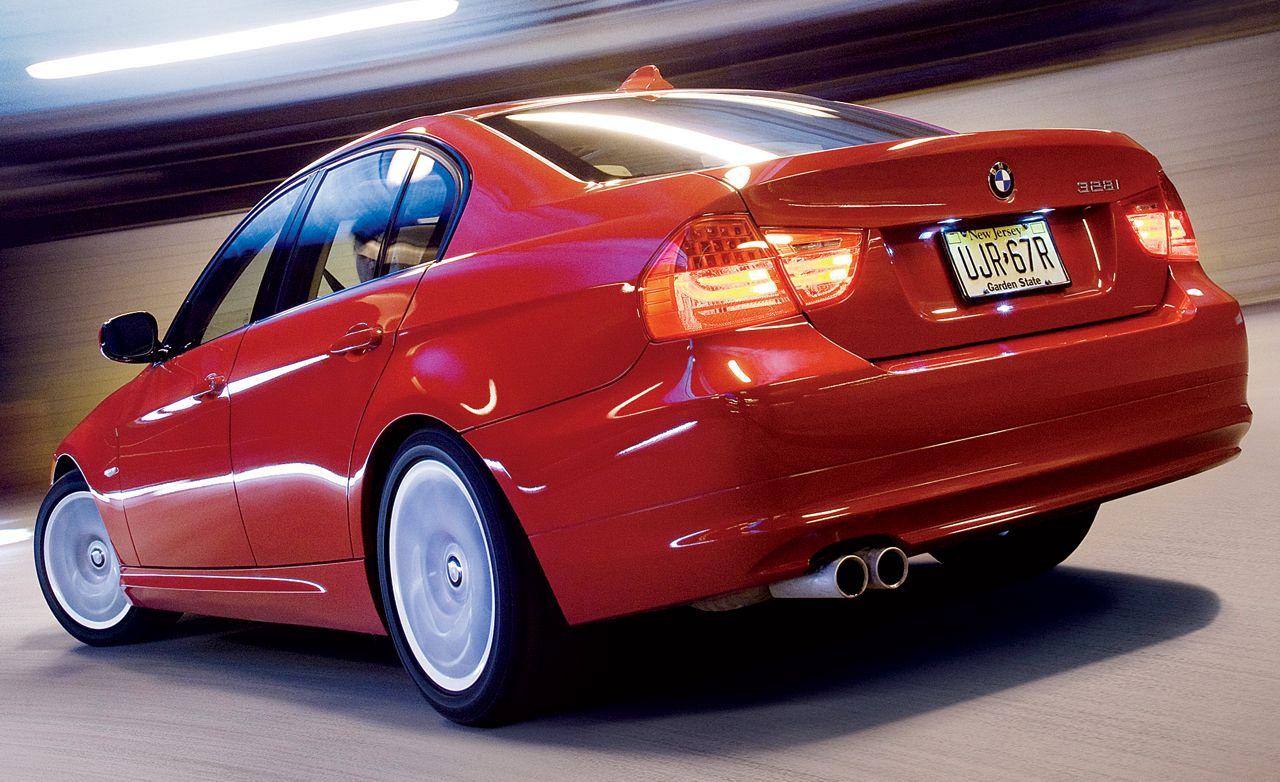 2010 BMW 3-series / M3