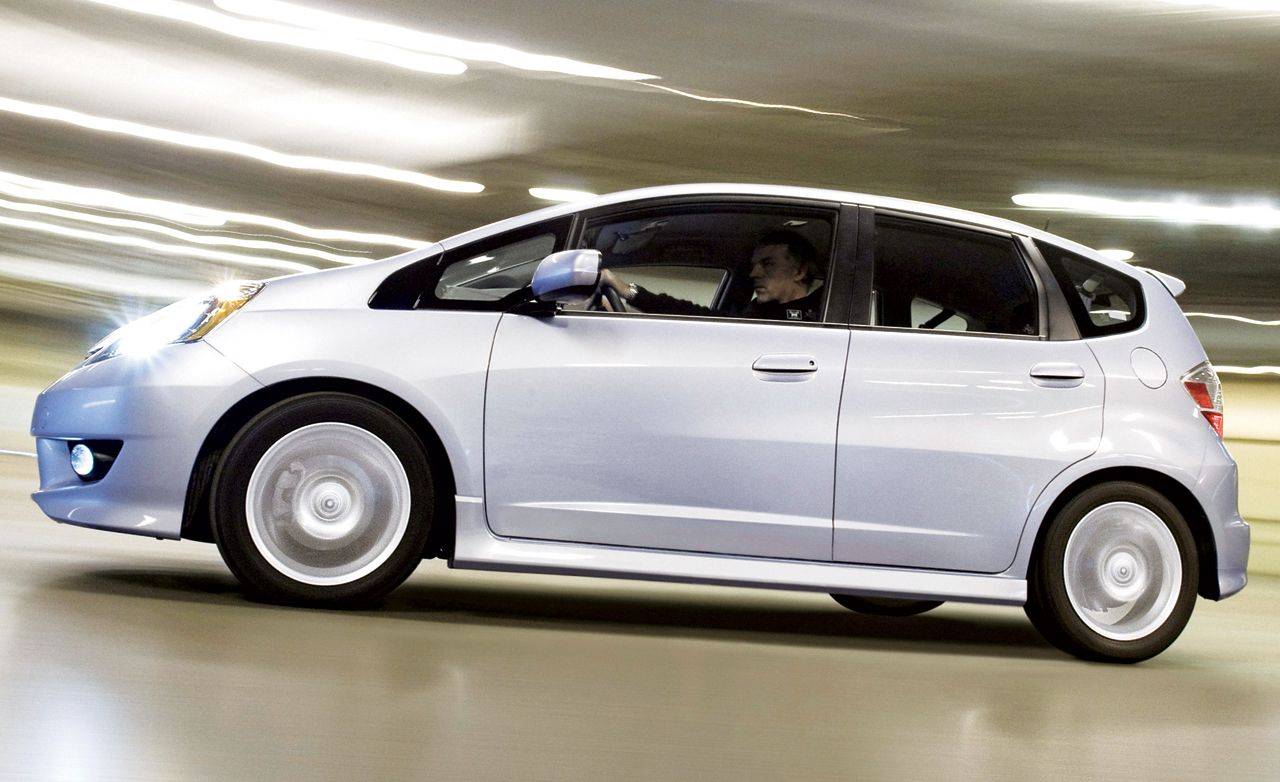 Honda Fit Reviews  Honda Fit Price Photos and Specs  Car and