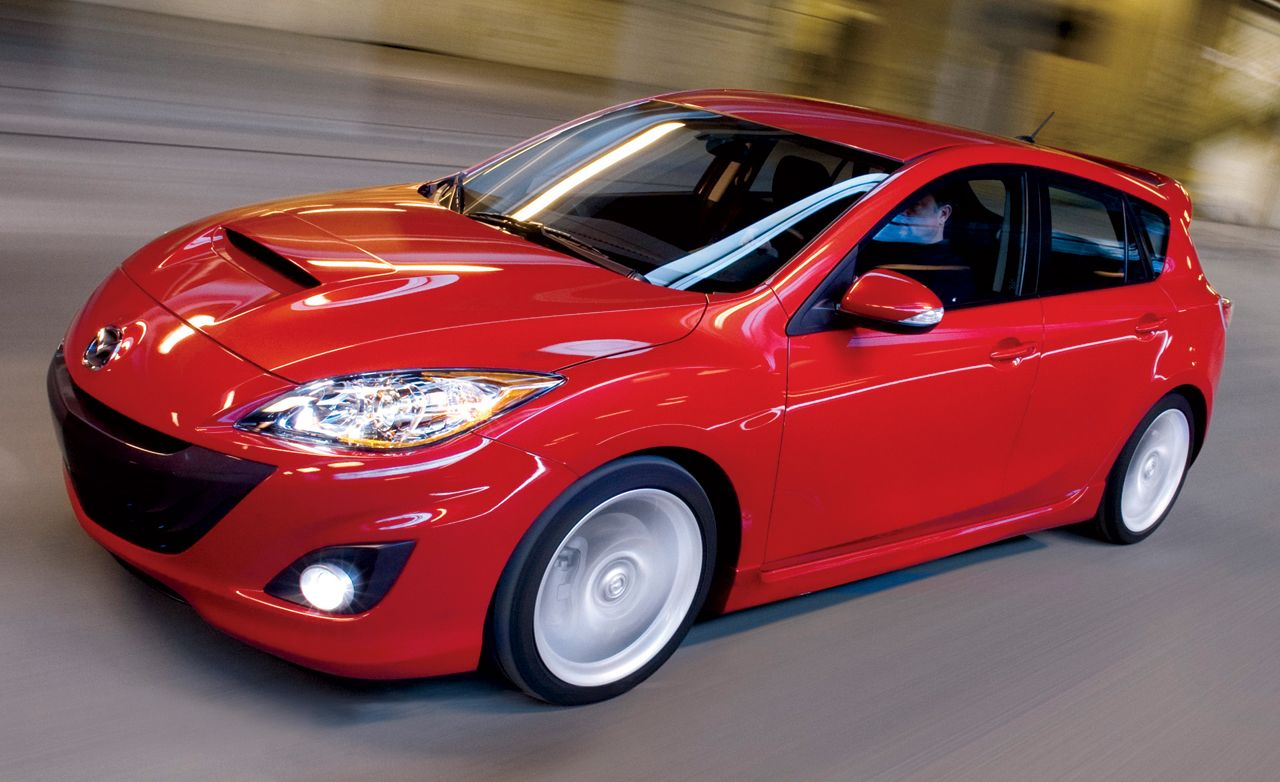 2010 mazda 3 / mazdaspeed 3 | 10best cars | features | car and driver